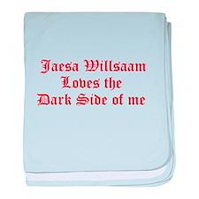 Jaesa Willsaam baby blanket