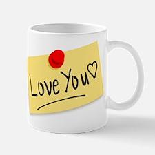 Love Note Mug
