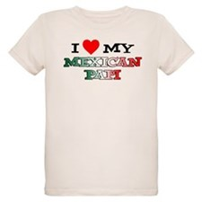 I Love Mexican Papi T-Shirt