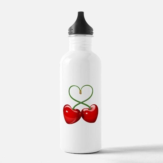 Cherry Love Water Bottle