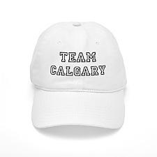 Team Calgary Baseball Cap