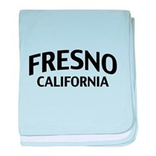 Fresno California baby blanket