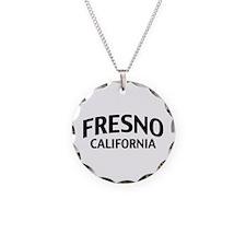 Fresno California Necklace