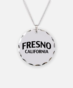 Fresno California Necklace