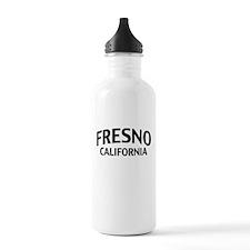 Fresno California Water Bottle