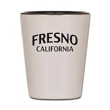 Fresno California Shot Glass