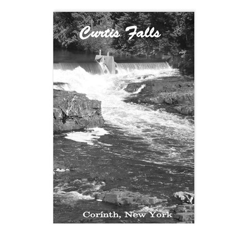 Curtis Falls Postcards (Package of 8)