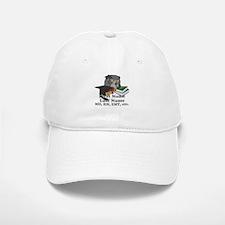 Custom Owl Medical Graduate Baseball Baseball Cap