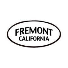 Fremont California Patches