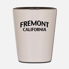 Fremont California Shot Glass