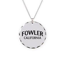 Fowler California Necklace