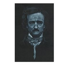 Poe Postcards (Package of 8)