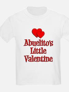 Abuelito's Little Valentine T-Shirt