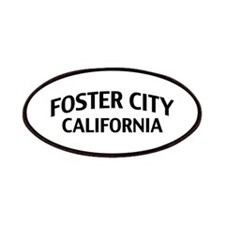 Foster City California Patches