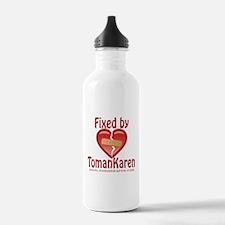 Fixed by TomanKaren Water Bottle