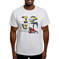 Power Tools. T-Shirt