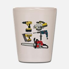 Power Tools. Shot Glass