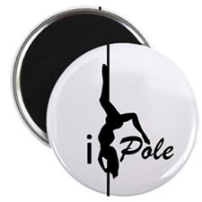 Cute Pole dance Magnet
