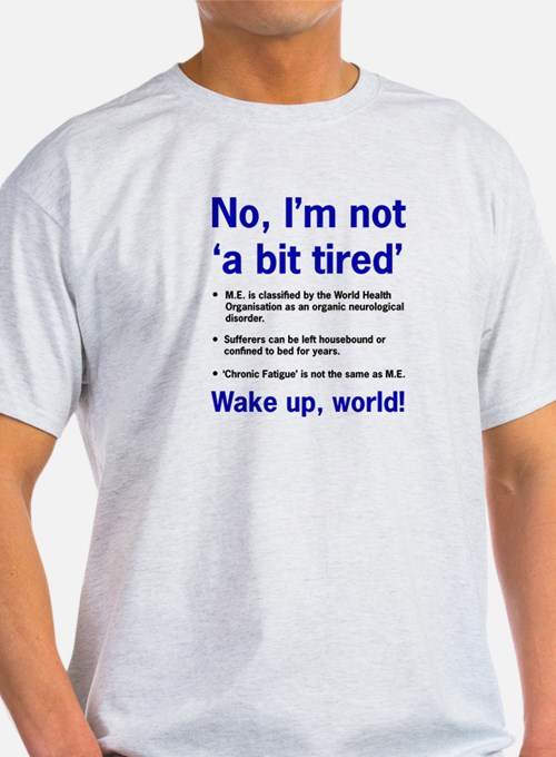 ME Awareness T-Shirt