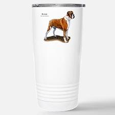 Boxer Stainless Steel Travel Mug