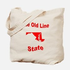 Maryland: The Old Line State Tote Bag
