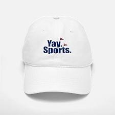 Yay Sports Meh Baseball Baseball Cap