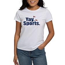 Yay Sports Meh Tee
