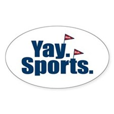 Yay Sports Meh Decal