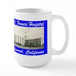 Saint Francis Hospital Large Mug