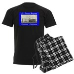 Saint Francis Hospital Men's Dark Pajamas