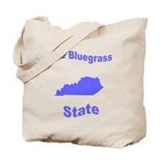 Kentucky: The Bluegrass State Tote Bag
