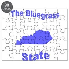 Kentucky: The Bluegrass State Puzzle