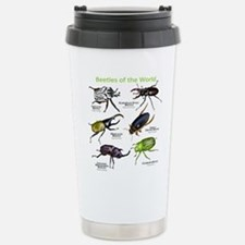 Beetles of the World Travel Mug