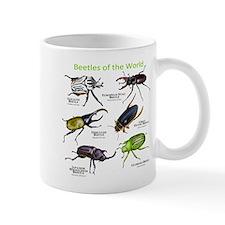 Beetles of the World Small Mug