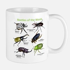 Beetles of the World Small Mugs