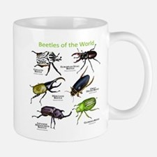 Beetles of the World Small Small Mug