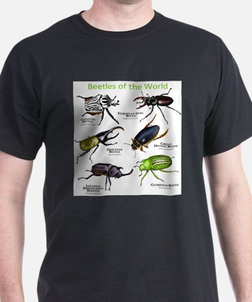 Beetles of the World T-Shirt