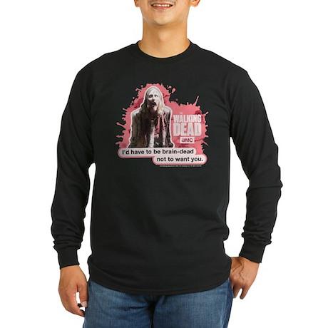 Brain Dead Walking Dead Long Sleeve T-Shirt