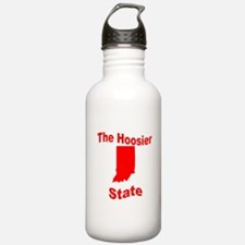 Indiana: The Hoosier State Water Bottle