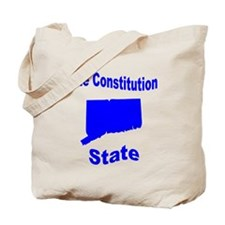 Connecticut: The Constitution Tote Bag