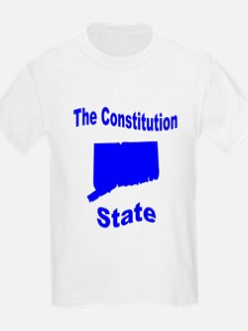 Connecticut: The Constitution T-Shirt