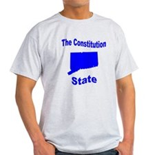 Connecticut: The Constitution T-Shirt