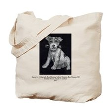 Stacey G, Bon Homme, Tote Bag