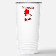 Alaska: The Last Frontier Sta Travel Mug