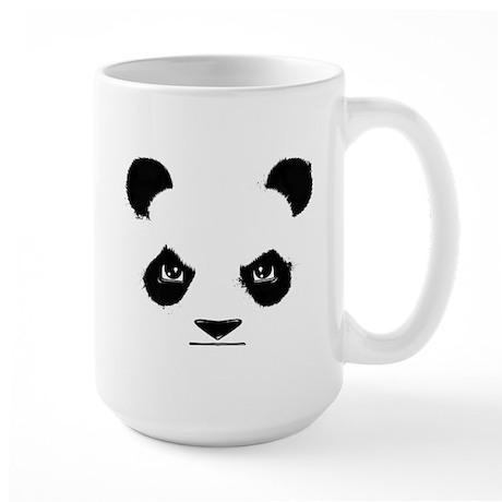 Thug Panda Large Mug