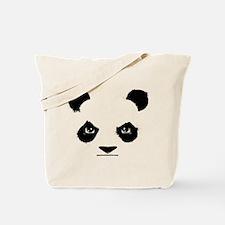 Thug Panda Tote Bag