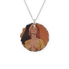 WOMAN'S WOMAN Circle Necklace