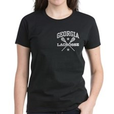 Georgia Lacrosse Tee