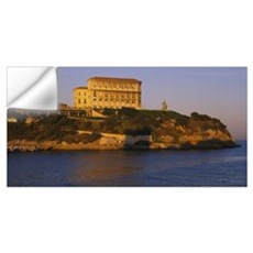 Palace on a hill, Pharo Palace, Marseille, France Wall Decal