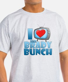 I Heart The Brady Bunch T-Shirt